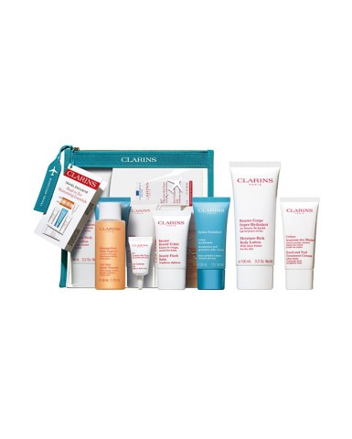 CLARINS - Trousse Head to Toe