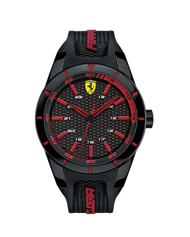 SCUDERIA FERRARI - Montre Red Rev