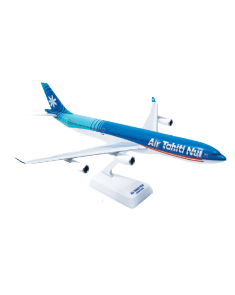 A340 Airbus Molded Model, scale 1:200