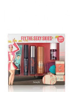 BENEFIT SET 6 MINIATURES FLY THE SEXY SKIES