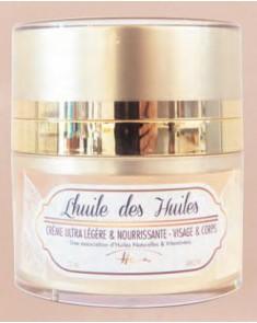 HEIVA TAHITI Crème huile des huiles - 50 ml