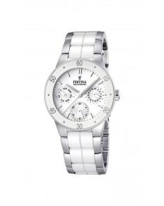 FESTINA White ceramique Watch