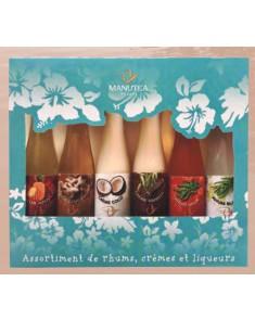 Mignonnettes Liquors
