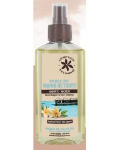 Huile de Monoi Fleurs des Lagons spray 100 ml