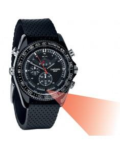 TIMEWERK Montre camera HD avec vision nocturne