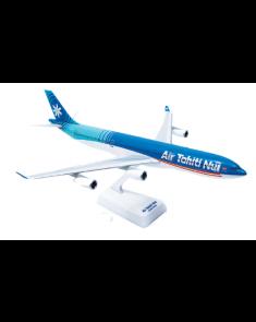 Maquette moulée à l'échelle 1/200e de l'Airbus A340