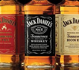 Jack Daniels family disponible sur le Tahiti Airstore