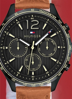 Tommy Hillfiger watch disponible sur The Store